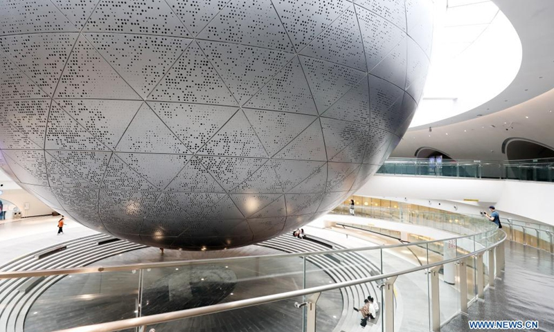 Ανοίγει τις πύλες του στη Σαγκάη το μεγαλύτερο μουσείο αστρονομίας στον  κόσμο - ThessPress